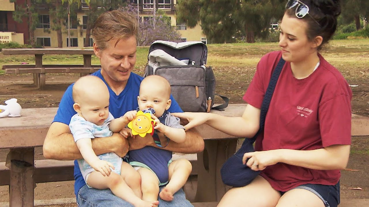 Download Twins Meet Their Famous Sperm Donor Grandpa