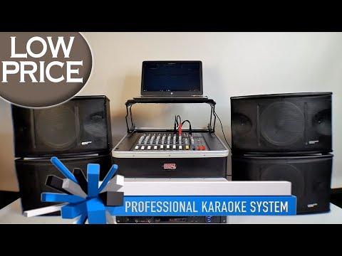 Karaoke System | Karaoke Laptop System | Karaoke Machine | Karaoke Player |