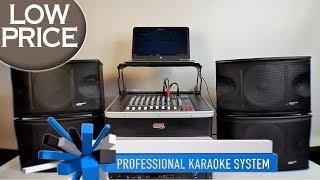 Karaoke System   Laptop Karaoke System   Karaoke Machine   Karaoke Player   Professional Karaoke   ✅