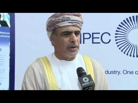 H E Mohammed Bin Hamad Rumhy - Minster of Oil & Gas, Oman