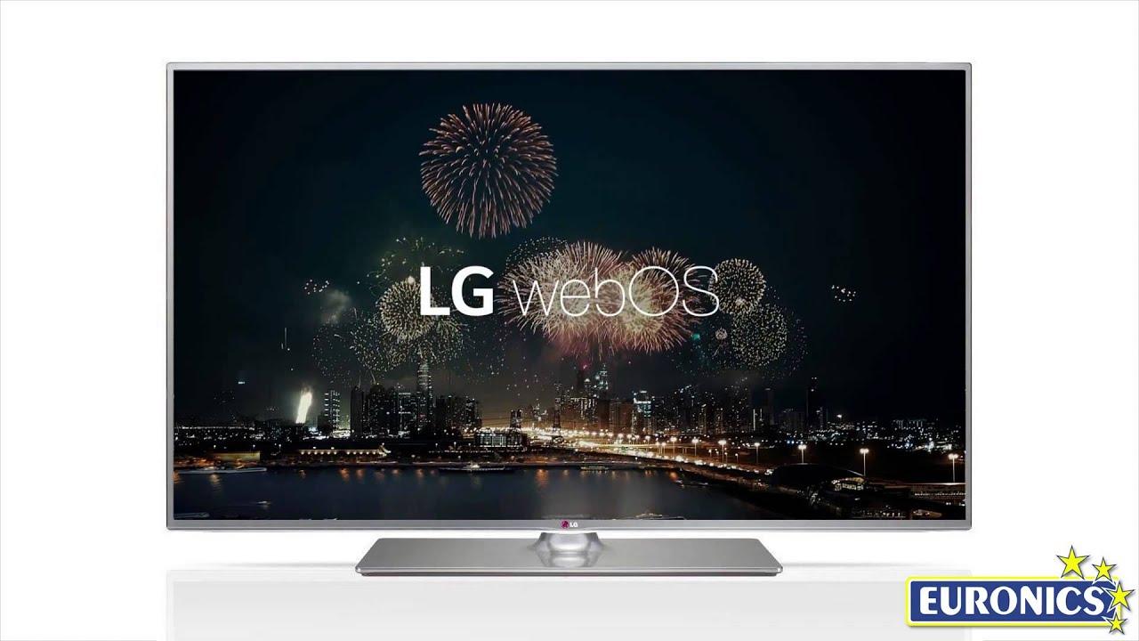 LG Smart TV LED 3D 42LB650