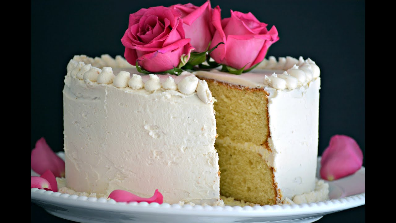receta de como hacer un pastel