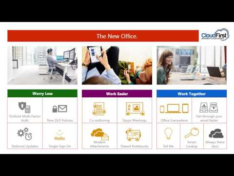 Office 365   why 98% of the fortune 100 have adopted this technology and what are the benefit