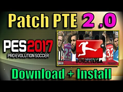 [PES 2017] PTE