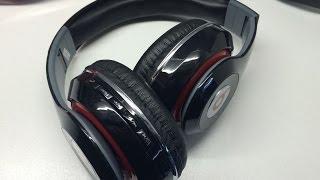 распаковка и обзор гарнитуры Monster Beats STN-13 by Dr. Dre
