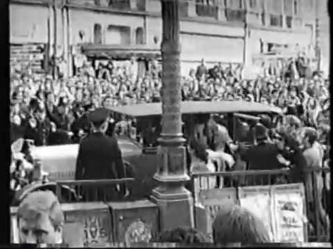 The Beatles - Yellow Submarine Premiere (17.07.1968)