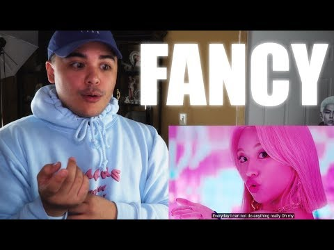 "TWICE - ""FANCY"" MV Reaction  OK WAIT HOLD UP"