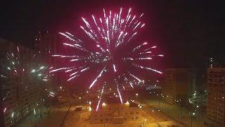 видео Фейерверки на Новый год