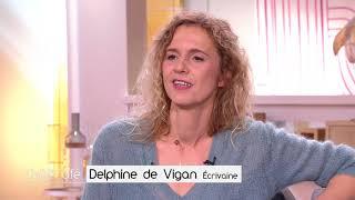 EXTRAIT - Delphine de Vigan évoque sa relation avec François Busnel
