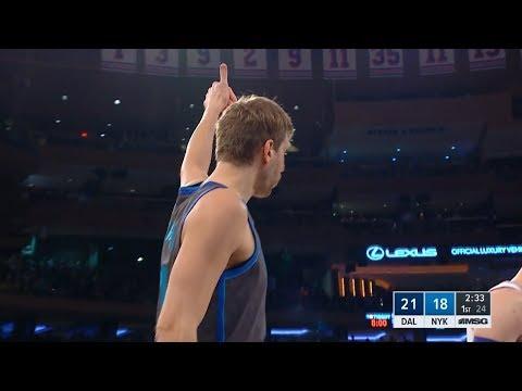 Dirk Nowitzki Gets A Standing Ovation at MSG - Mavericks vs Knicks | January 30, 2019 Mp3