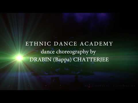Bajlo tomar alor | SOMLATA | ETHNIC INDIA DANCE COMPANY