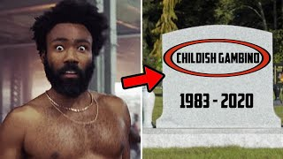 Childish Gambino New Album Is A Cry For Help (3.15.20 Secret Meaning)
