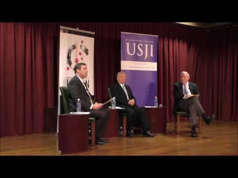 USJI Week Feb.Mar. 2017 Event4 session1: U.S.-Japan Relations in the Asia-Pacific Region