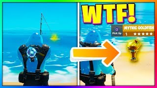 7 LUCKIEST Things To EVER HAPPEN in Fortnite Chapter 2!