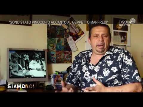 """Siamo Noi - """"Io, il Pinocchio di Nino Manfredi"""" Intervista ad Andrea Balestri"""