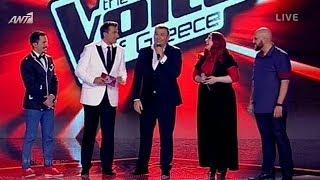 "The Voice of Greece | #TeamRemos - ""Σάββατα"" - ""Η Καρδιά πηγαίνει εμένα"" (S01E16)"