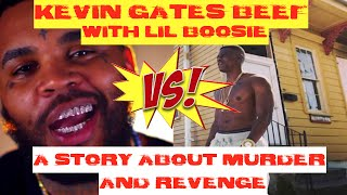 Lil Boosie BEEF Kevin Gates. A Story about MURDER and REVENGE!