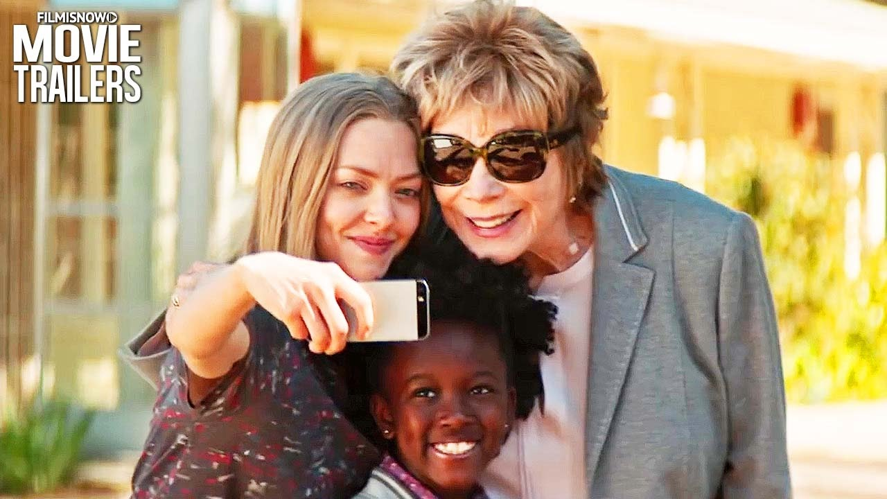Shirley MacLaine and Amanda Seyfried star in THE LAST WORD - YouTube