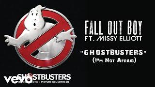 Fall Out Boy - Ghostbusters (I'm Not Afraid) (Audio) ft. Missy Elliott by : FallOutBoyVEVO