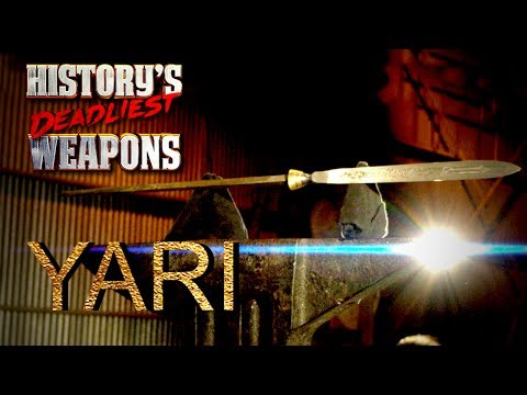 History's Deadliest Weapons - The Yari   Man At Arms: Art of War