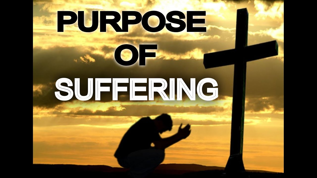 Purpose Of Suffering   Trials... Lethargy Of The Spirit... (1 Peter 1:6-7/Romans 8:18)