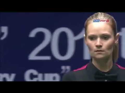 Women World Snooker Champion: Reanne Evans vs Zhu Yinghui Wuxi