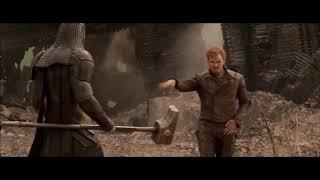 Avengers dancing to