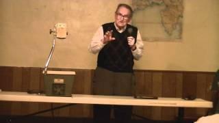 Dr. Vladimir Rus tells of the origin of the word