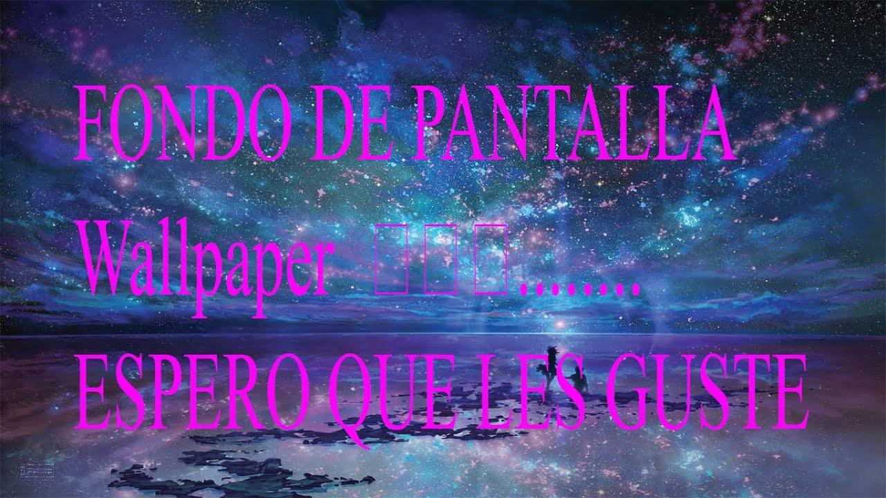 PACK DE FONDOS DE PANTALLA PARA CHICAS@