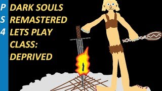 Dark Souls 1 Remastered  Lets Play Deprived BLIND Part 7