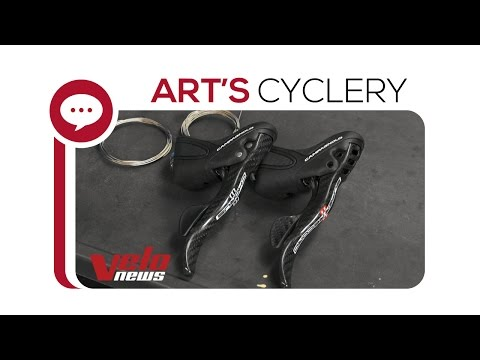 Ask a Mechanic: Campagnolo Road - Where to...