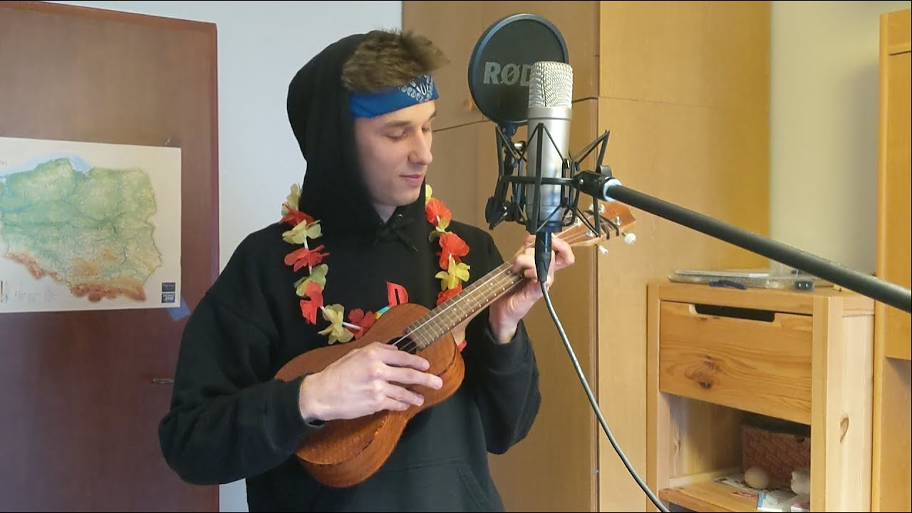 Piotr Ramotowski -  ukulele #hot16challenge2 (PROD. RVDOLF)