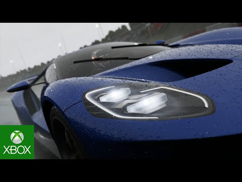Forza Motorsport 6: Racing in the Rain