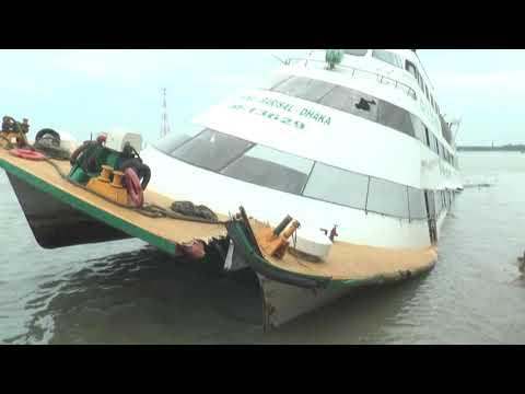 Barisal To Dhaka Green Line Launch -2