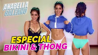 Try On HAUL | Especial 300k Bikini & Thong - Anabella Galeano