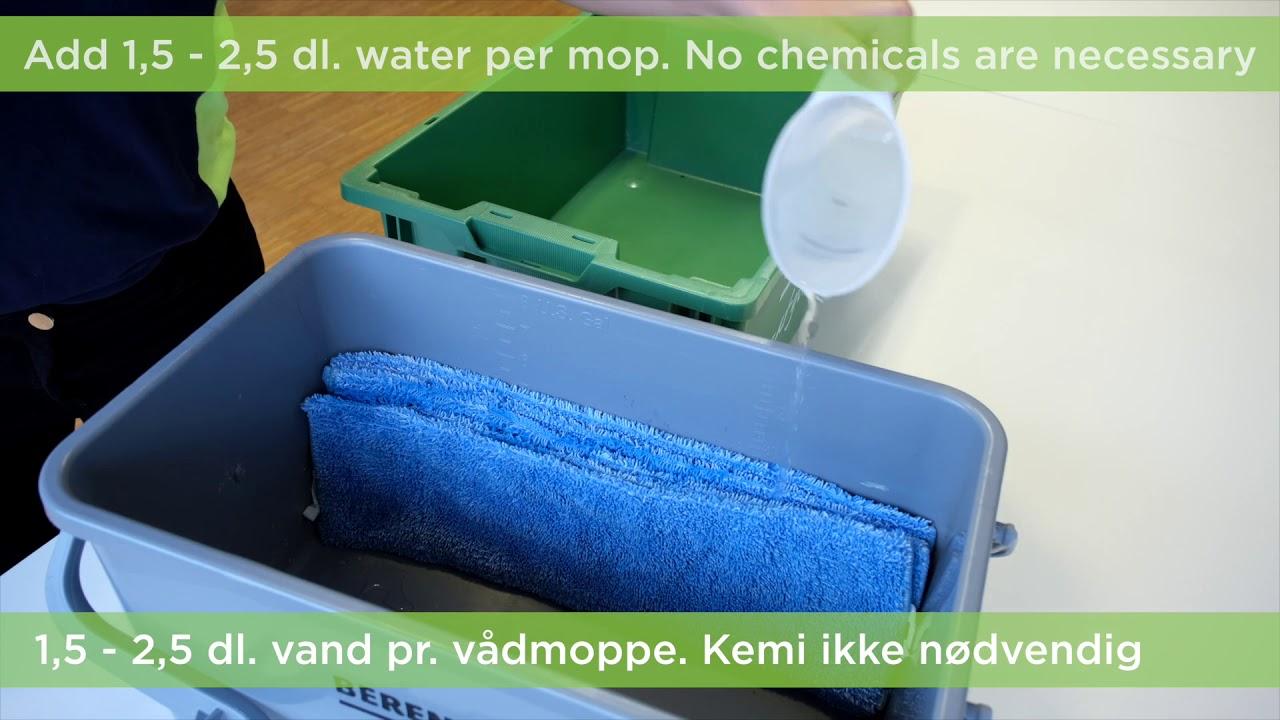 NL Elis SmartMop - Vloerwisser tegen vuil