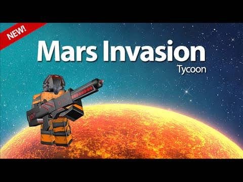 Official Mars Invasion Tycoon Trailer