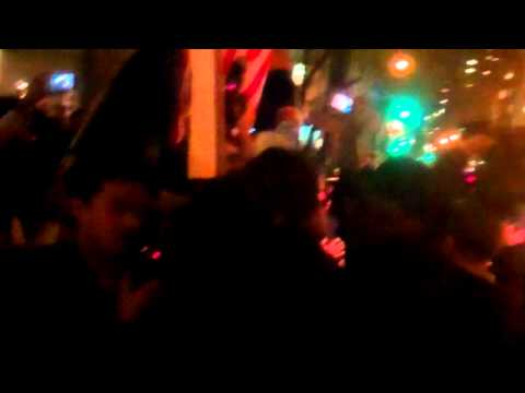 Occupy Wall Street Protesters Arrested at Sotheby's Auction (Raw Video)