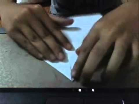 Cách gấp điện thoại nắp trượt bằng giấy ! how to fold a slider phone.