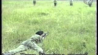 Специальная огневая подготовка.Стрельба с уходами с линии огня противника ПМ АК