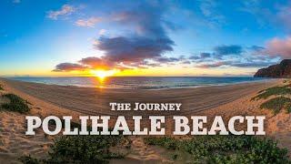 We Camped on Tнe Most Secluded Beach in Kauai   Polihale Beach