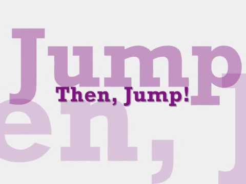 Girls Aloud- Jump (Lyrics)