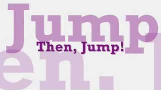 Girls Aloud- Jump (Lyrics)