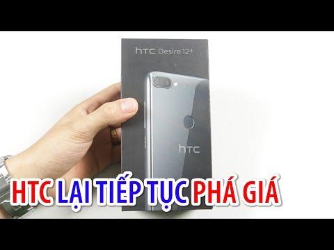 HTC lại tiếp tục GIẢM GIÁ SỐC lần này là HTC Desire 12 Plus