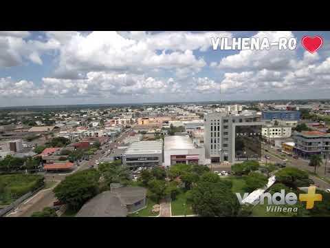 Vilhena Rondônia Brasil - Uma cidade apaixonante!