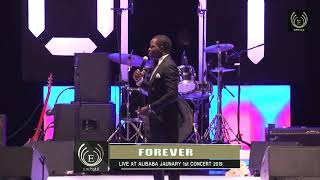 Forever comedian  performing on stage | Alibaba Jan 1st concert |