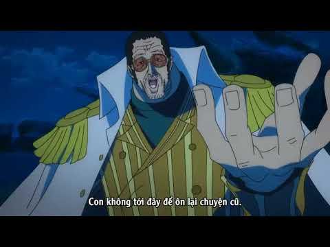 [One Piece] Khi Kirazu đánh với thầy của mình
