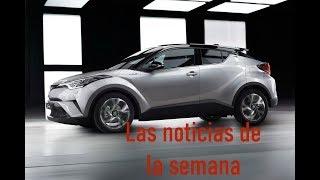 Toyota C-HR en Argentina | DS 3 Crossback