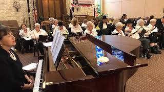JHR Resident Concert 2019 - The Great American Songbook