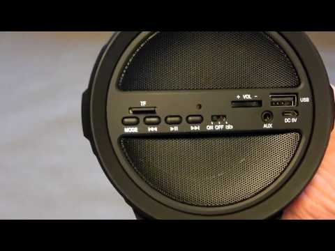 Rosimee SK-03 - Bluetooth Mp3 player, Radio FM, Handfree, Power Bank.